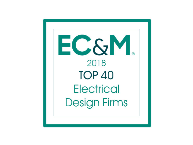 EC&M - Top 40 Engineering Firm