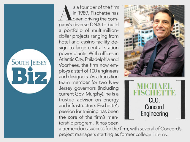 Concord Engineering Biz Journal Article
