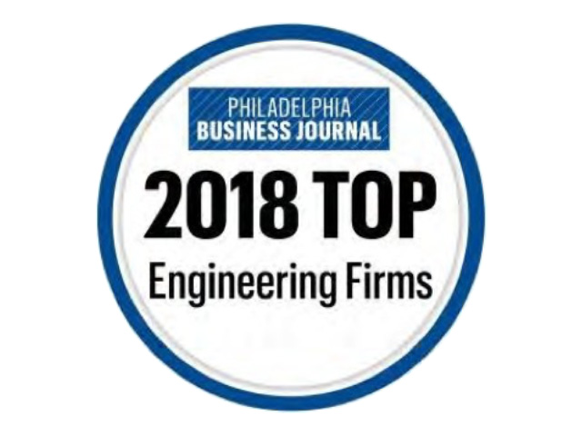 Philadelphia Business Journal Top Engineering Firm