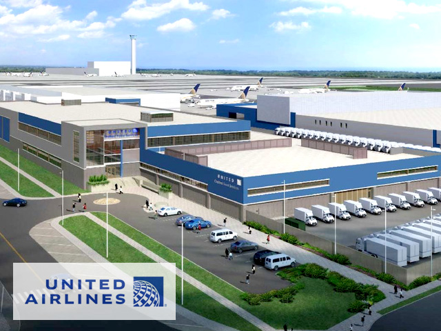 United Airlines Catering Operations Facility (Newark, NJ)